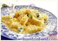 Фото к рецепту: Кнедлики (клецки)