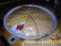 """Фото к рецепту: Кекс с изюмом """"Лакомка"""""""