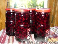 Фото к рецепту: Варенье вишневое