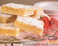 Фото к рецепту: Простые лимонные коржики
