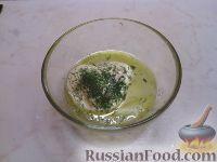 Фото приготовления рецепта: Жареные креветки в панцире - шаг №4