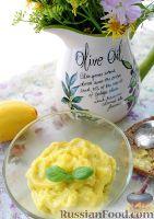 Фото к рецепту: Майонез оливково-лимонный