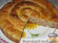 Фото к рецепту: Бурек по-сербски