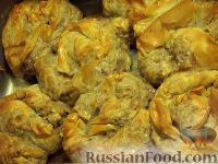 Фото приготовления рецепта: Бурек по-сербски - шаг №6