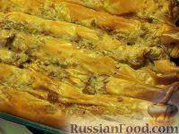 Фото приготовления рецепта: Бурек по-сербски - шаг №7