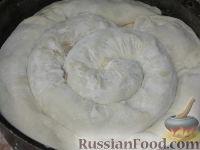 Фото приготовления рецепта: Бурек по-сербски - шаг №11