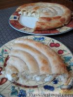 Фото приготовления рецепта: Бурек по-сербски - шаг №15