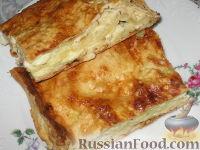 Фото к рецепту: Хачапури из лаваша