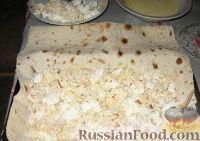 Фото приготовления рецепта: Хачапури из лаваша - шаг №2