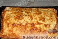 Фото приготовления рецепта: Хачапури из лаваша - шаг №5