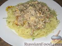 Фото к рецепту: Соус Бараньезе  (грибной соус)
