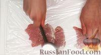 Фото приготовления рецепта: Бефстроганов из свинины - шаг №3