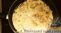Фото приготовления рецепта: Бефстроганов из свинины - шаг №12
