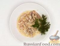 Фото приготовления рецепта: Бефстроганов из свинины - шаг №13