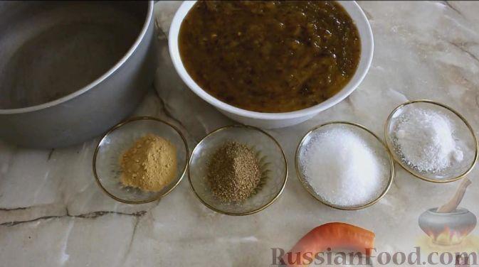 рецепт приготовления соуса ткемали на зиму