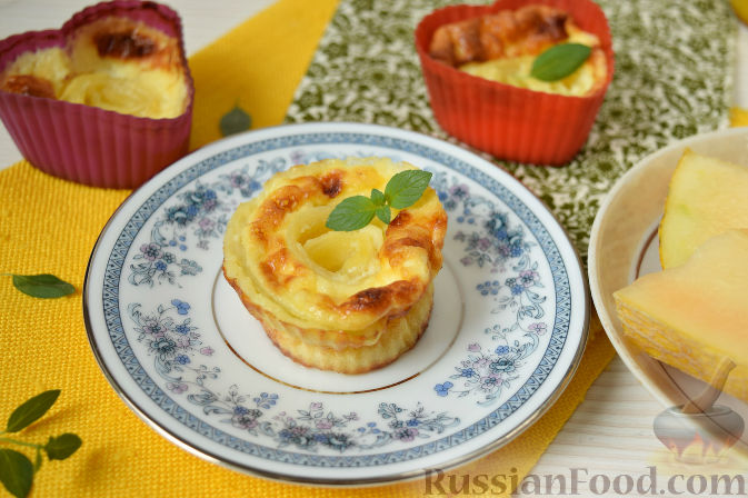 Слайс мятный десерт рецепт