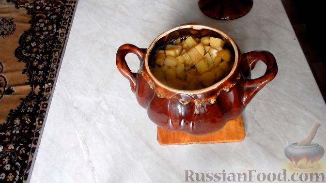 Фото приготовления рецепта: Открытый пирог из песочного творожного теста с яблочно-маковой начинкой - шаг №1