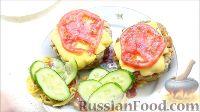 Фото приготовления рецепта: Рамен бургер - шаг №15