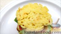Фото приготовления рецепта: Рамен бургер - шаг №18