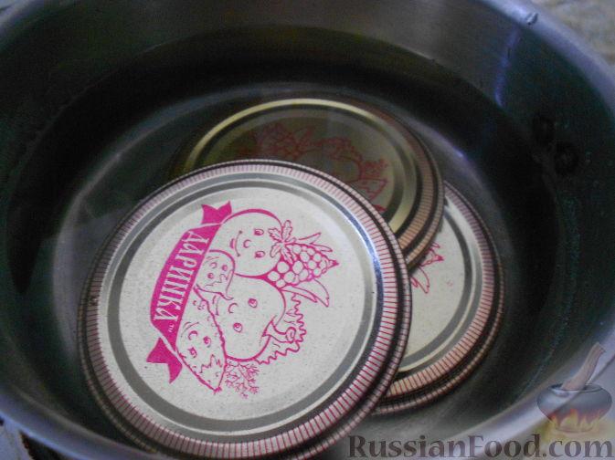 Фото приготовления рецепта: Варенье из желтых слив - шаг №11