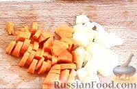 Фото приготовления рецепта: Быстрые закуски в тарталетках - шаг №2