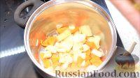 Фото приготовления рецепта: Быстрые закуски в тарталетках - шаг №3