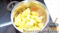 Фото приготовления рецепта: Быстрые закуски в тарталетках - шаг №5