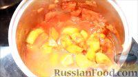 Фото приготовления рецепта: Быстрые закуски в тарталетках - шаг №7