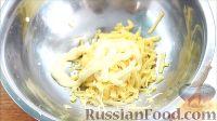 Фото приготовления рецепта: Быстрые закуски в тарталетках - шаг №19