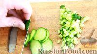 Фото приготовления рецепта: Быстрые закуски в тарталетках - шаг №15