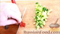 Фото приготовления рецепта: Быстрые закуски в тарталетках - шаг №16