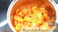 Фото приготовления рецепта: Быстрые закуски в тарталетках - шаг №8