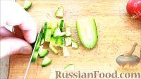 Фото приготовления рецепта: Быстрые закуски в тарталетках - шаг №23