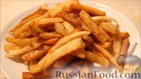Фото приготовления рецепта: Картофель фри в домашних условиях - шаг №6