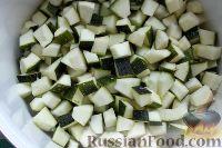 Фото приготовления рецепта: Кабачки «как грузди» - шаг №3