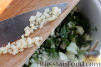 Фото приготовления рецепта: Кабачки «как грузди» - шаг №5