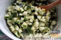 Фото приготовления рецепта: Кабачки «как грузди» - шаг №7