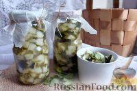 Фото приготовления рецепта: Кабачки «как грузди» - шаг №12