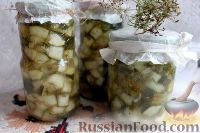 Фото приготовления рецепта: Кабачки «как грузди» - шаг №13