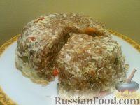 Фото к рецепту: Гречневая запеканка с овощами