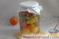 Фото к рецепту: Пикули в остром маринаде (на зиму)