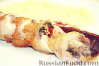 Фото к рецепту: Куриные окорочка в духовке (курица Пао-Тао)