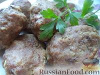 Фото к рецепту: Котлеты мясные паровые