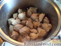 Фото приготовления рецепта: Свинина с фасолью - шаг №6
