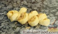 Фото к рецепту: Способы формирования булочек