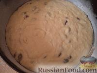 Фото приготовления рецепта: Кекс на простокваше - шаг №13