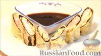 "Фото к рецепту: Ролл ""Тилапия темпура"""
