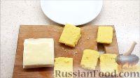 Фото приготовления рецепта: Полента с сыром - шаг №9