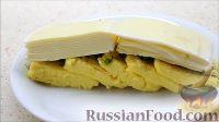 Фото приготовления рецепта: Полента с сыром - шаг №11
