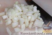 Фото приготовления рецепта: Закуска из баклажанов (на зиму) - шаг №5